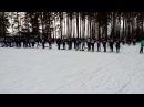 Первенство района по лыжным гонкам Открытие сезона старт