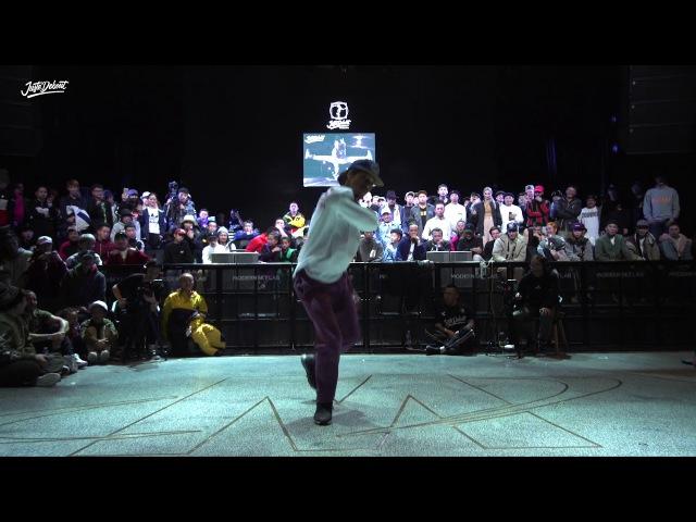 Dedson Judge Demo|Juste Debout China 2018