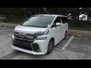Toyota Vellfire 3 5i Auto ZA G Edition 7 Seats 953 delivery miles Jap Auto Agent Ltd