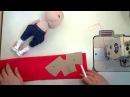 МК пошив одежды для куклы