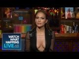 Jennifer Lopez The Men of JLo  WWHL