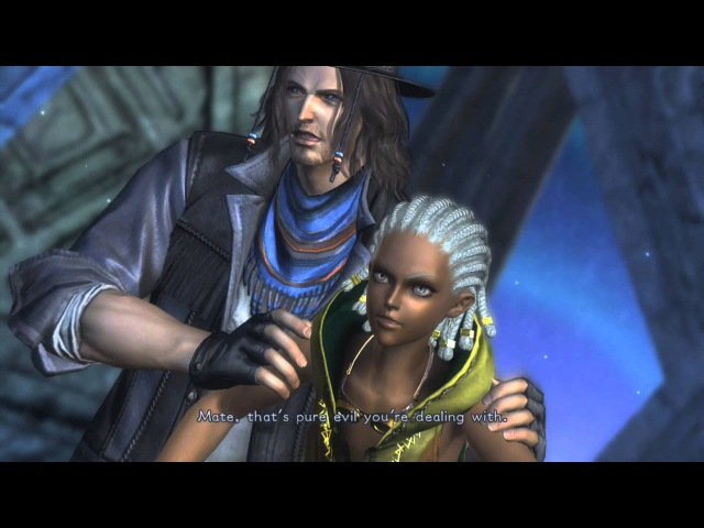 Bayonetta 2 Sovereign Power Balder Absorbs Aesir Into His Soul Cereza Daddy Cutscene Wii U