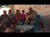 Zaz - Je veux Russian soldier in Syria cover