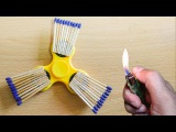 3 Awesome Fun Tricks with Matches  DIY ideas with Matches