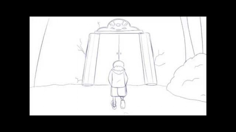 Falling In Love With You - Soriel AMV Storyboard *WIP*