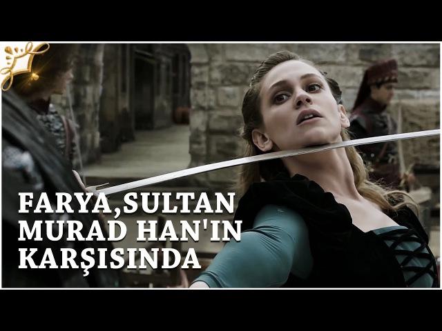 Muhteşem Yüzyıl Kösem Yeni Sezon 1.Bölüm (31.Bölüm) | Farya, Sultan Murad Han'ın karşısında