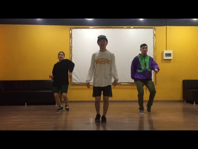Borkhon Choreography | @kcamp - drop