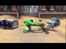 LEGO MARVEL SUPER HEROES ➤ Прохождение №1 ➤ Песочный человек