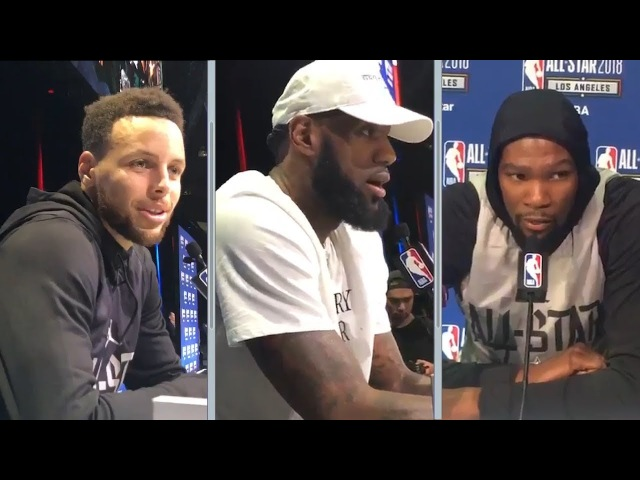 LeBron, Steph Curry KD on Fox News Hosts Controversial Shut Up Dribble Comment