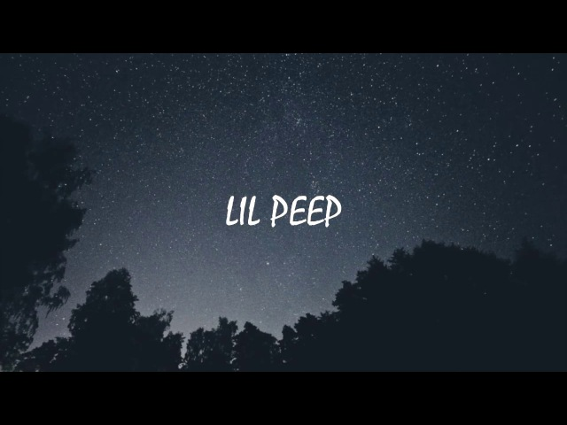 Lil peep - we think too much [rus sub/перевод]