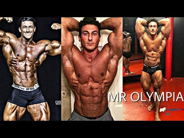 Sadik Hadzovic - Mr Olympia 2017 | READY TO BE A CHAMP