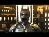 Batman's Gadgets 'The Dark Knight Trilogy' Featurette +Subtitles