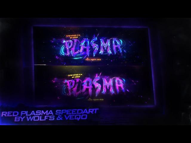 Red Plasma By Wolfs Veqo