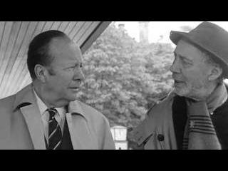 Der Kommissar 3x1 - Der Tennisplatz [Schwarz-weiß Krimi |50|] 1972