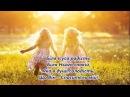 Біля Ісуса радість, біля Нього спокій