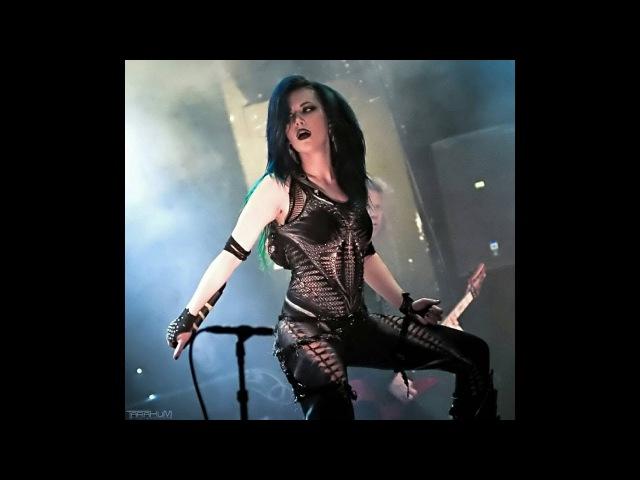 ✪✪✪ Алисса Уайт-Глаз (Arch Enemy) о концертном угаре (перевод) - 7.08.2015