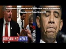 BREAKING Disturbing Memo Leaks To Public On Hillary and Obama's Nasty Illegal Plot To Remove Trump