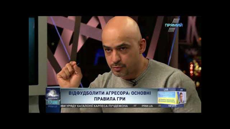 Ситуація Тараса Березовця від 22 січня 2018 року. Гість Мустафа Найєм
