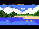 Airwolf Денди - Прохождение (Воздушный волк Dendy, NES - Walkthrough)