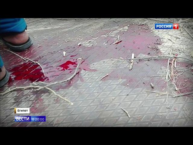 Вести 20:00 • Теракт в Египте: боевики расстреливали людей после подрыва мечети