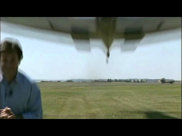 The Original Spitfire Surprise Low Pass - Crazy Low Flyby, Duxford 1996, Wings TV!