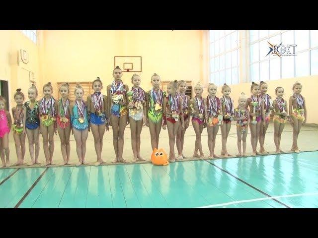 Наши гимнастки среди лучших! Студия «Калинка» вернулась с триумфальной победой