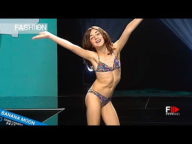 BANANA MOON KIDS Gran Canaria Moda Càlida Swimwear FW Spring Summer 2018 - Fashion Channel