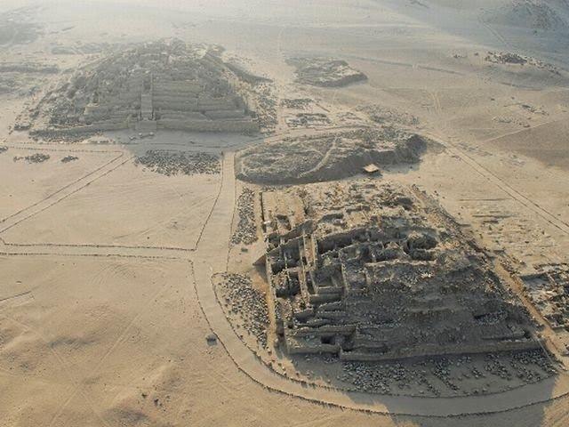 PERU - Aprendiendo del pasado - Caral, 5 mil años después