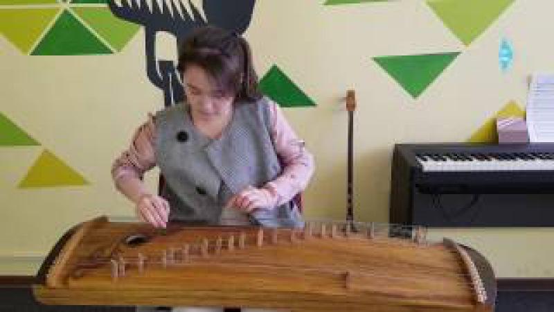 В ожидании Аида - Куткенде   Жетіген - национальный инструмент