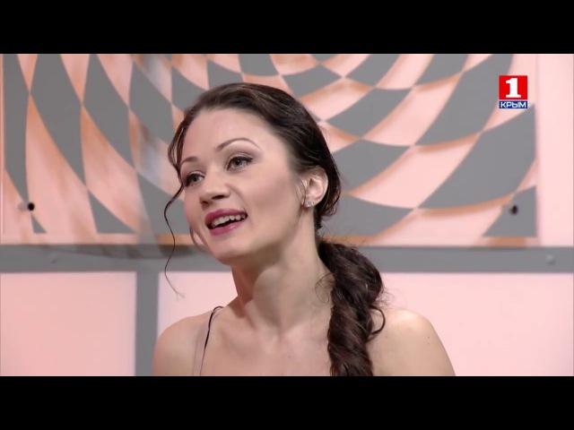 Марлен Аджарипов и Наталья Мамаева в передаче Утро с нами