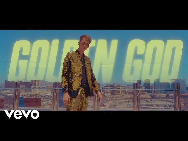 Machine Gun Kelly Golden God