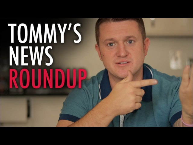 Tommy Robinson's News Roundup: Fireman Sam or Firewoman Samantha?
