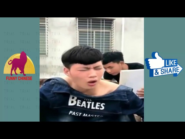 TRY NOT TO LAUGH VIDEOS – Whatsapp Funny Chinese Fails Compilation 2018 P40