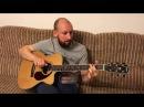 (Metallica) Nothing Else Matters- acoustic fingerstyle guitar cover by Aleksandrs Krasavins
