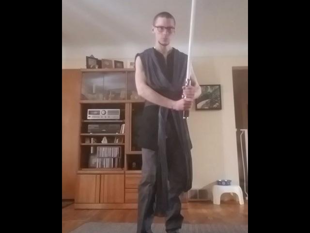 """Nathan Kile on Instagram: """"Rey cosplay update! The base of the costume is done! Now onto the belt! rey reycosplay jedirey genderswap genderswa..."""