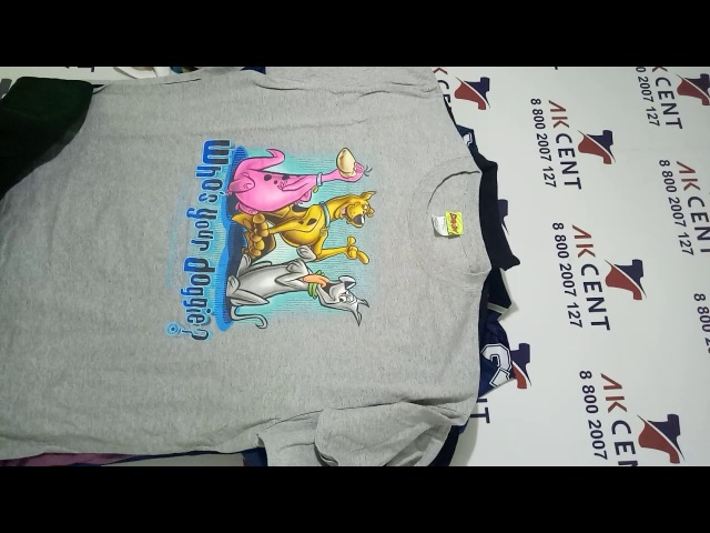 Футболки мужские T-shirts Men Extra Англия 282039