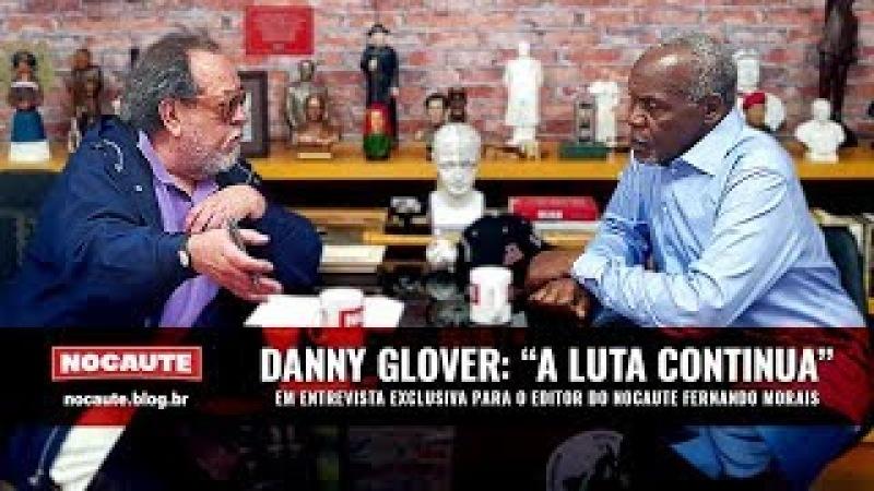 DANNY GLOVER: EUA TIVERAM PAPEL NO GOLPE CONTRA DILMA