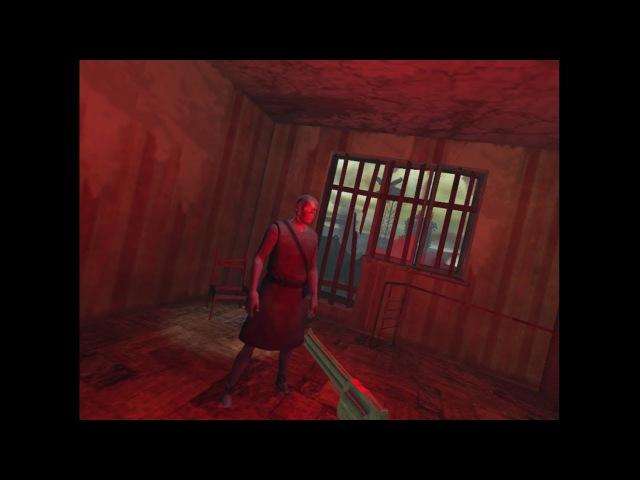Стрим Виртуального квеста Зона X с очками виртуальной реальности