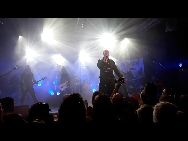 Beast In Black - Ghost in the Rain (live) Nosturi 10.2.2018
