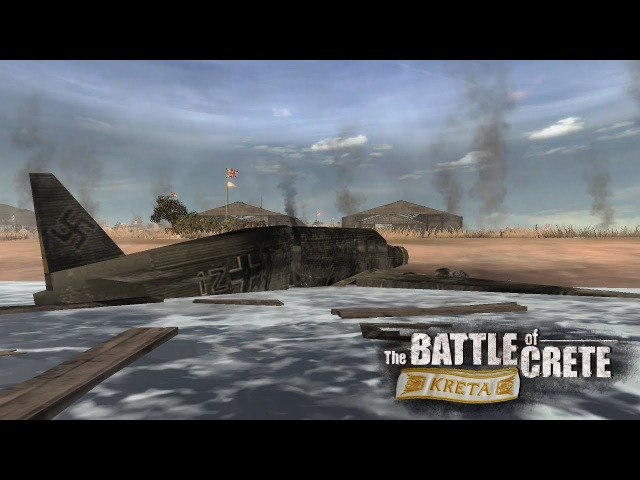 Company of Heroes: Battle of Crete [3.6.13] | 2x2 34