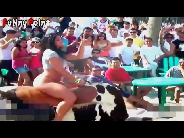 Funny videos hot Girl best Bikini Girls Up skirt sexy bum Nip slip prank 2015
