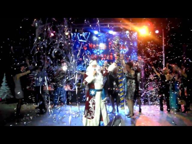 Смоленский Банк. Новый Год 2012. Гангстерская вечеринка