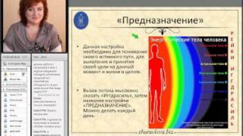 Секреты и принципы третьей ступени Рейки Иггдрасиль
