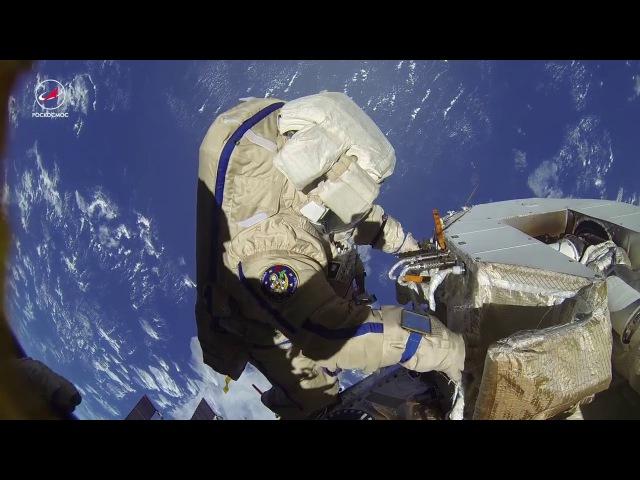 Роскосмос: Как насчет того, чтобы провести вечер пятницы в открытом космосе?
