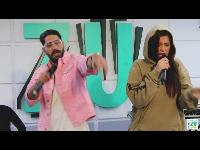 Antonia și Connect-R - Rockstar (Cover Live la Radio ZU)