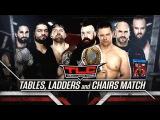The Shield vs The Miz, Sheamus, Cesaro, Kane and Braun Strowman TLC Match - TLC 2017 PROMO