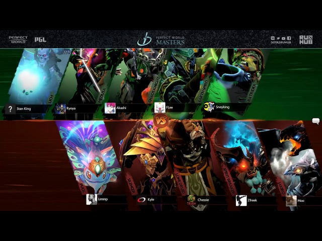 CoL vs VGJ.Storm, PWMasters Qualifiers, game 1 [Mortales, Inmate]