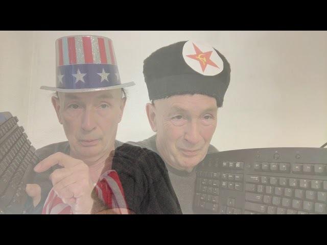 Russian Hacker vs American Hacker;Ray Sipe;Comedy;Parody