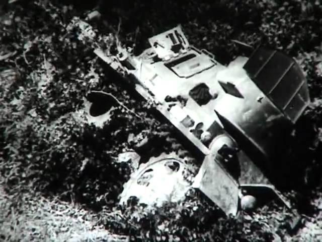 Страницы Сталинградской битвы. 1. На степных рубежах.