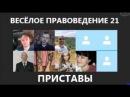 Весёлое правоведение 21 о приставах беседа в скайпе 21 января 2018